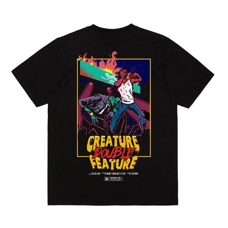"""Creature Double Feature"" Rolling Loud 2018 Merch"