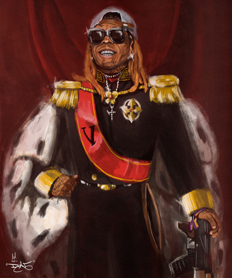 King Littlest Wayne Carter of Weezyana