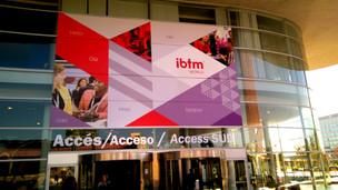 Visiting the IBTM World 2018