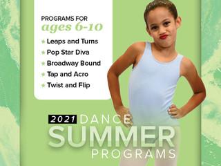 Dancers ages 6 -10