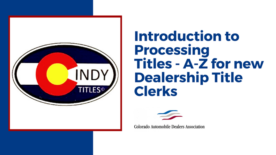Introduction to Processing Titles - A-Z