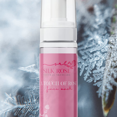 TOUCH OF ROSE FACE WASH