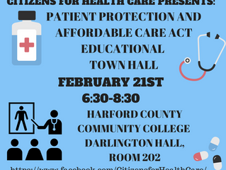Affordable Care Act - Educational Town Hall Forums
