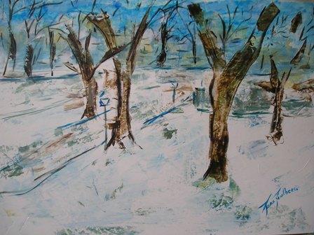 Inverno no Parque