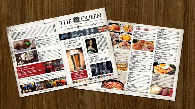 Nouvelles cartes pour The Queen Victoria