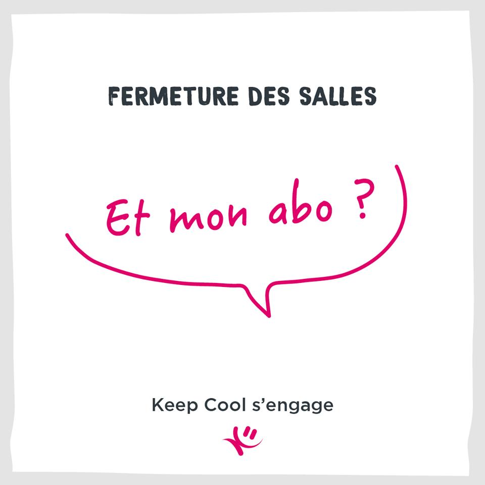 Communication de Keep Cool au moment du Covid-19