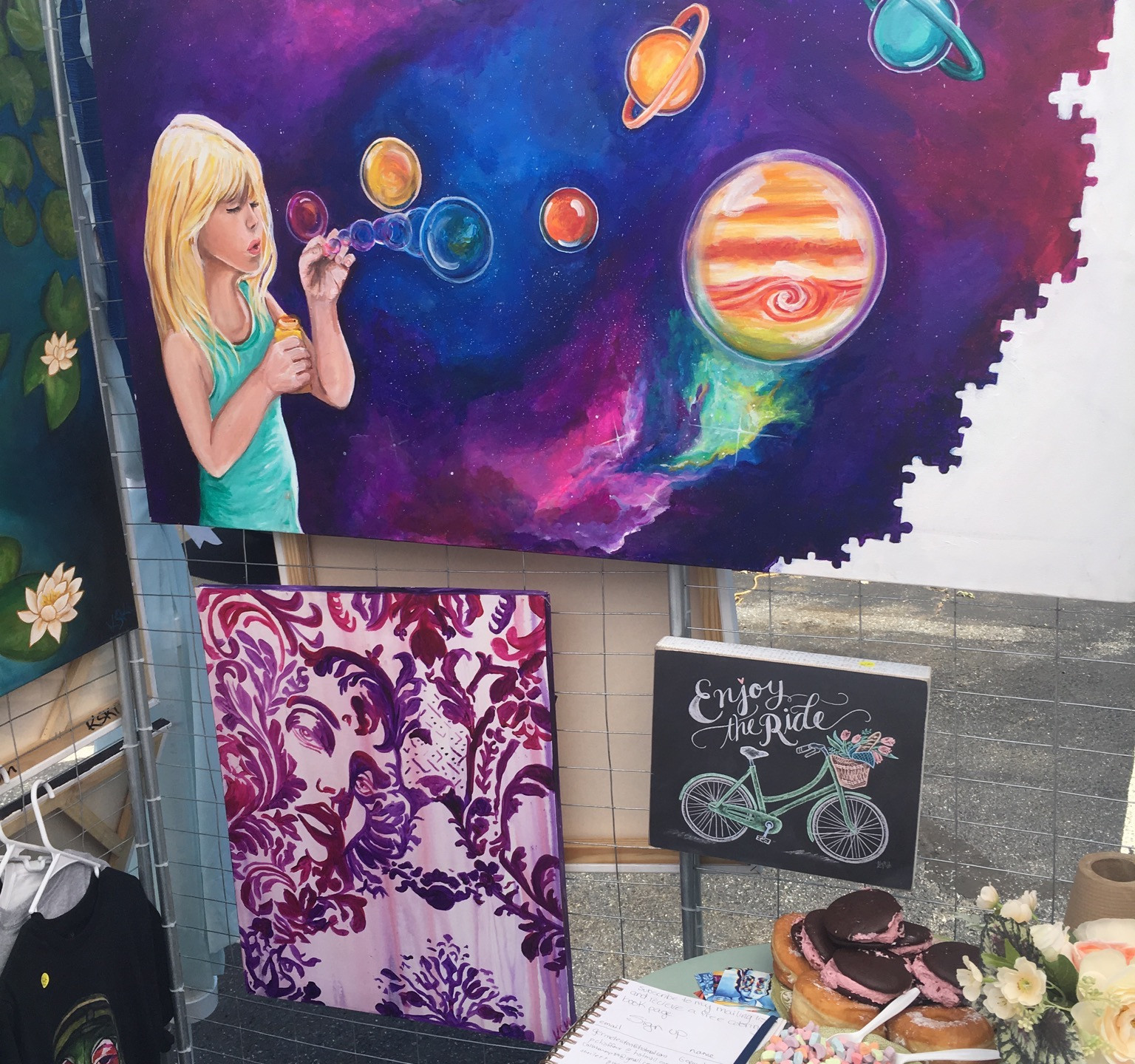 Create Your Universe by Krissy Whisk
