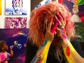 Chronic Illness, Art and Pain