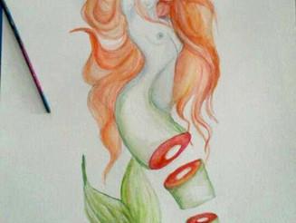 Mythical Sushi Series by Krissy Whiski