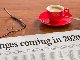 2020 The Year of Confronting Chaos
