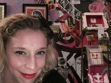 Underground Art Show at Tattooed Mom's Philadelphia