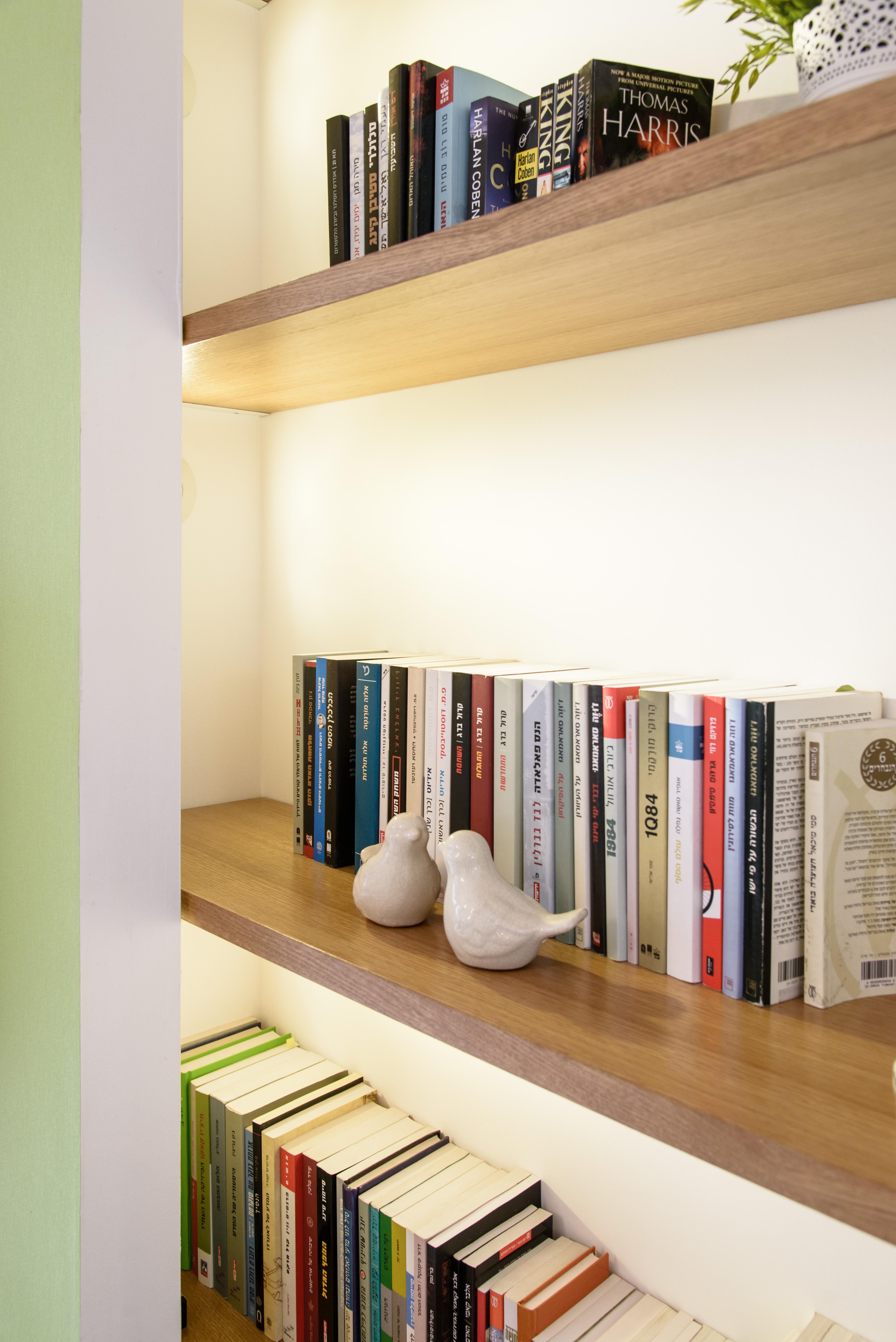 ספריה, דירת 3 חדרים, גבעתיים