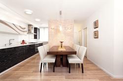חדר מגורים, דירת 3 חדרים בתל-אביב