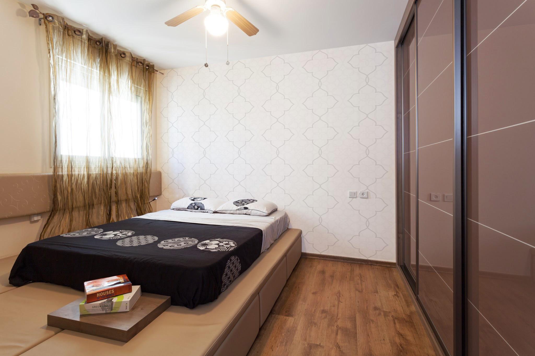 חדר שינה  | מיני פנטהאוז אור יהודה