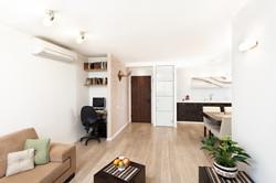 מבואת כניסה, דירת 3 חדרים בתל-אביב