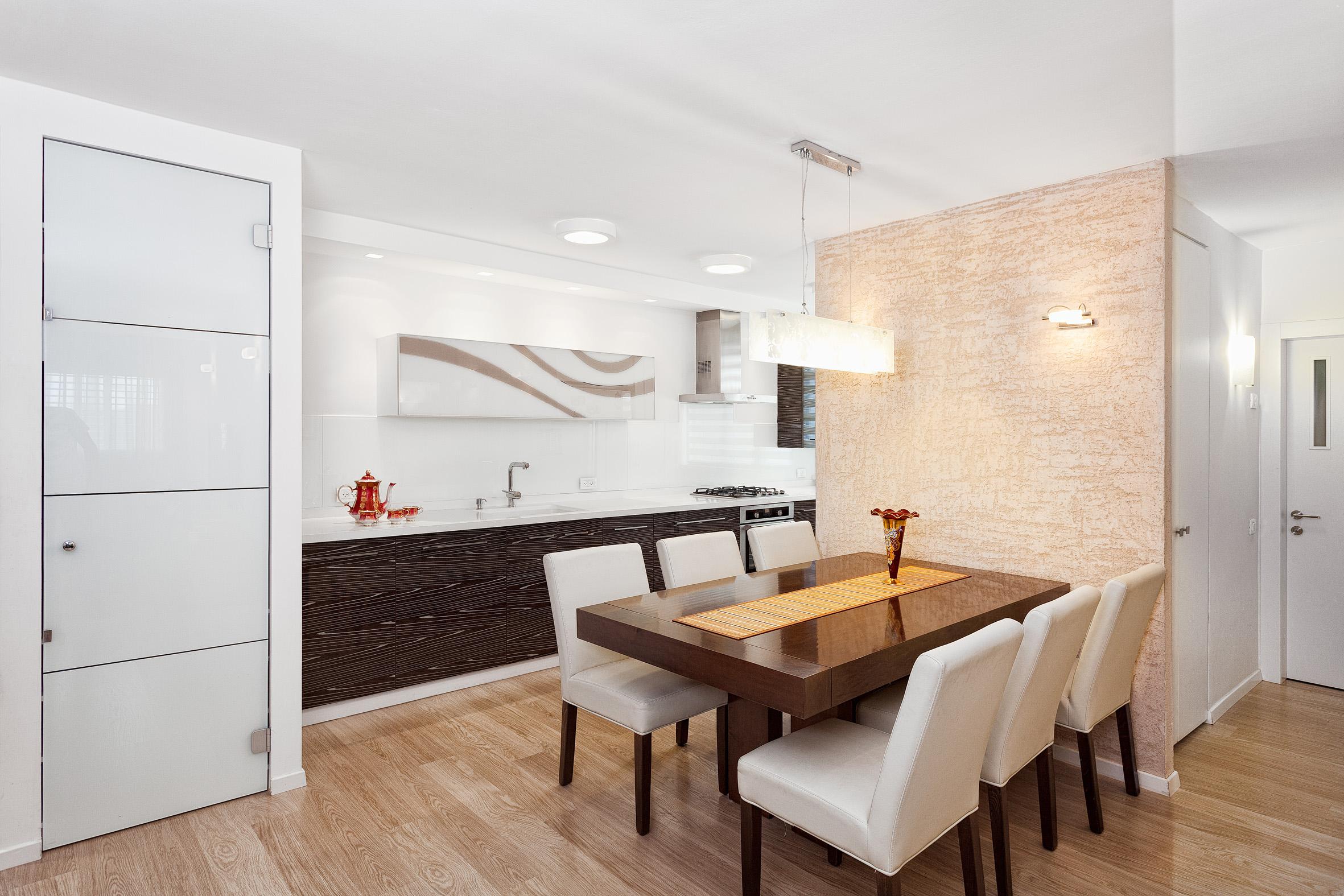 פינת אוכל, דירת 3 חדרים בתל-אביב