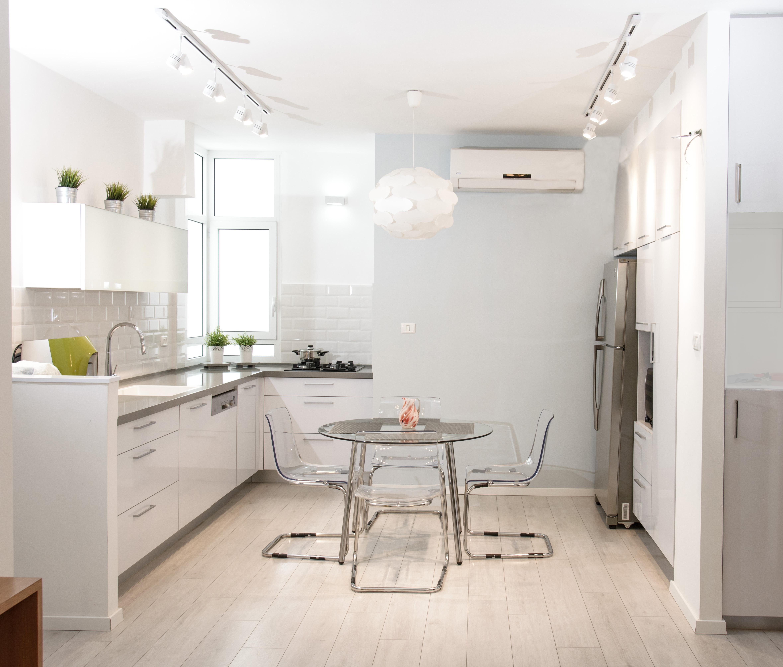 מטבח, דירת 3 חדרים, גבעתיים