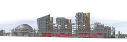 תכנון חדש תחנה מרכזית תל-אביב