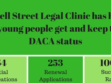 Maxwell Street Legal Clinic: Our DACA impact