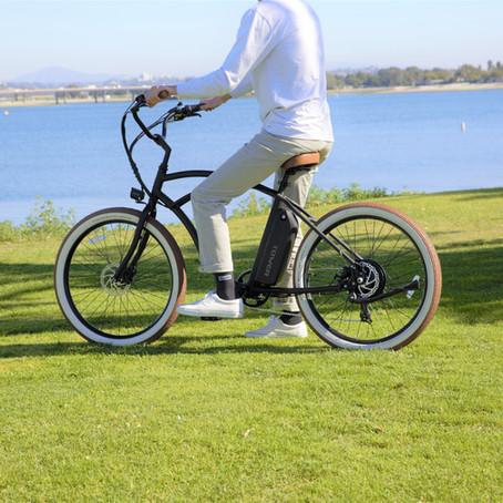 La prime à la conversion étendue à l'achat d'un vélo électrique