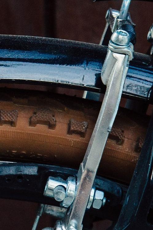 Remplacement d'une paire d'étriers de frein