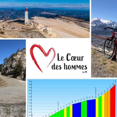 Des cyclistes à l'assaut du Mont Ventoux pour les enfants autistes