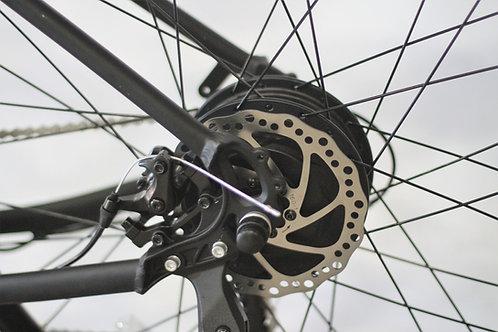 Remplacement de frein hydraulique