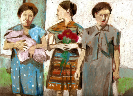 The three aunties