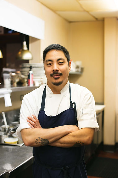 Chef Ken Katsumura