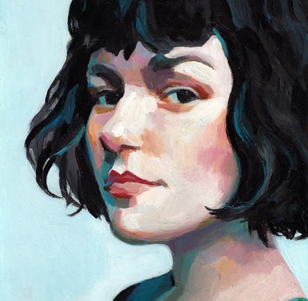 Jenny portrait I
