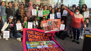 NOW IS THE TIME FOR EQUALITY:  Recognise Union Equality Reps Work &Reinstate Domestic Workers Rights