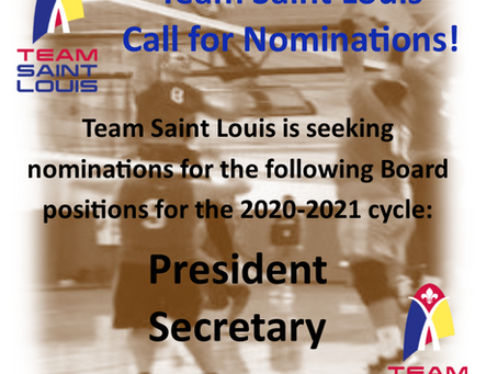 Call for Nominations: President, Secretary