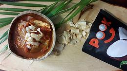 Classic Kimchi stew recipe with Original sea salt