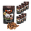 Thumbnail: POOK Kokosnuss-Chips - Chocolate Sea Salt - 8x 40 g