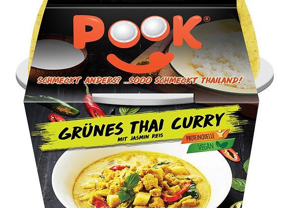 POOK Ready To Eat - Grünes Thai Curry - 6x 250 g
