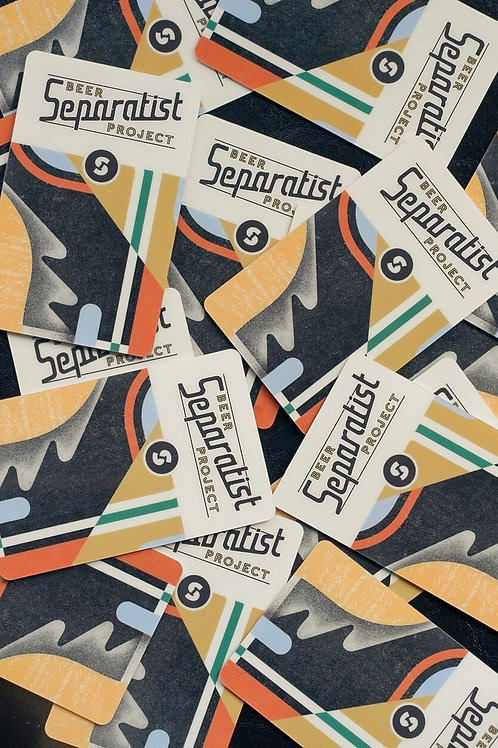 SEPARATIST GIFT CARD