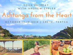 Our First Full Week Yoga Retreat!