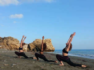 Yoga Dance Workshop - Ierapetra, Crete