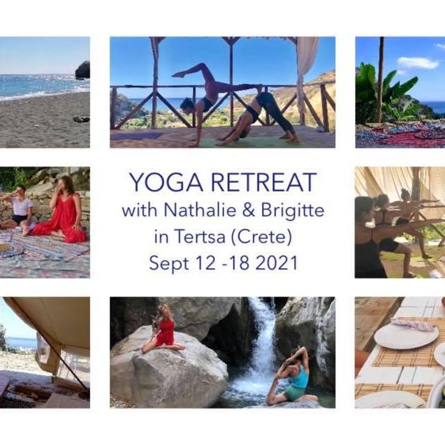 Yoga Retreat with Nathalie & Brigitte
