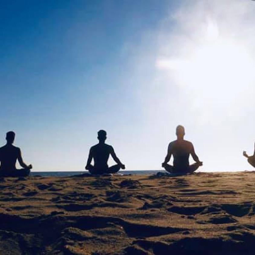 Men Only Spiritual Yoga Retreat in Crete, Greece