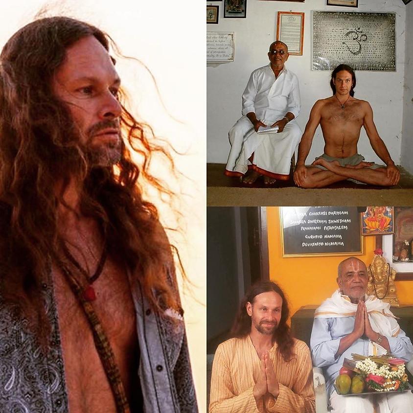 "Yoga retreat with Andrew Eppler ""Ashtanga from the Heart"""