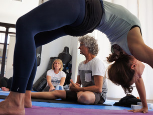 Yoga Workshop with Miri & Gilli Harouvi in Ierapetra, Crete!