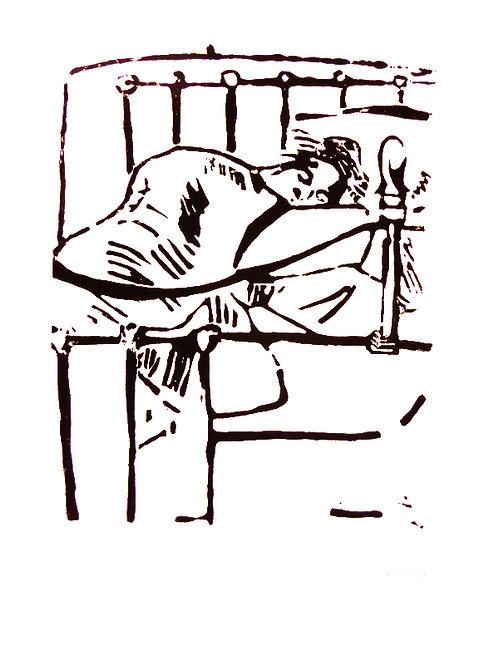 R. Sleeping