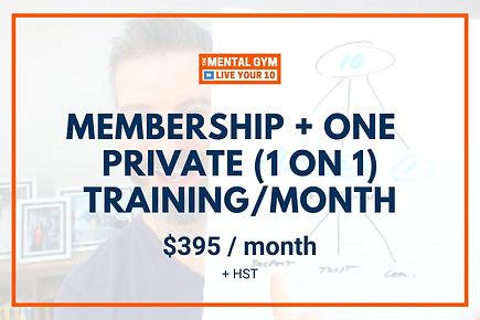 Mental Gym membership plus pribvate on one one.jpg
