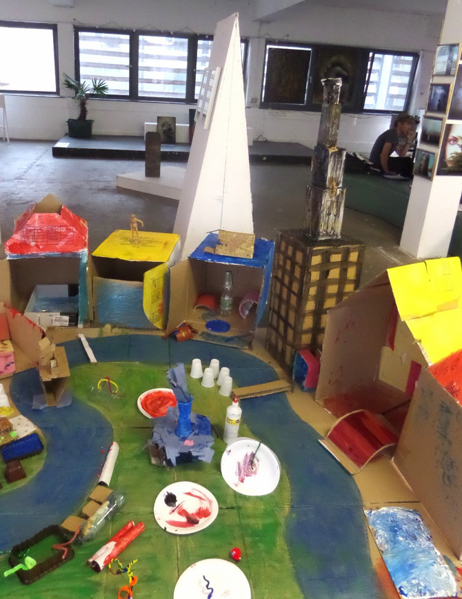 Urban Boxes Workshop