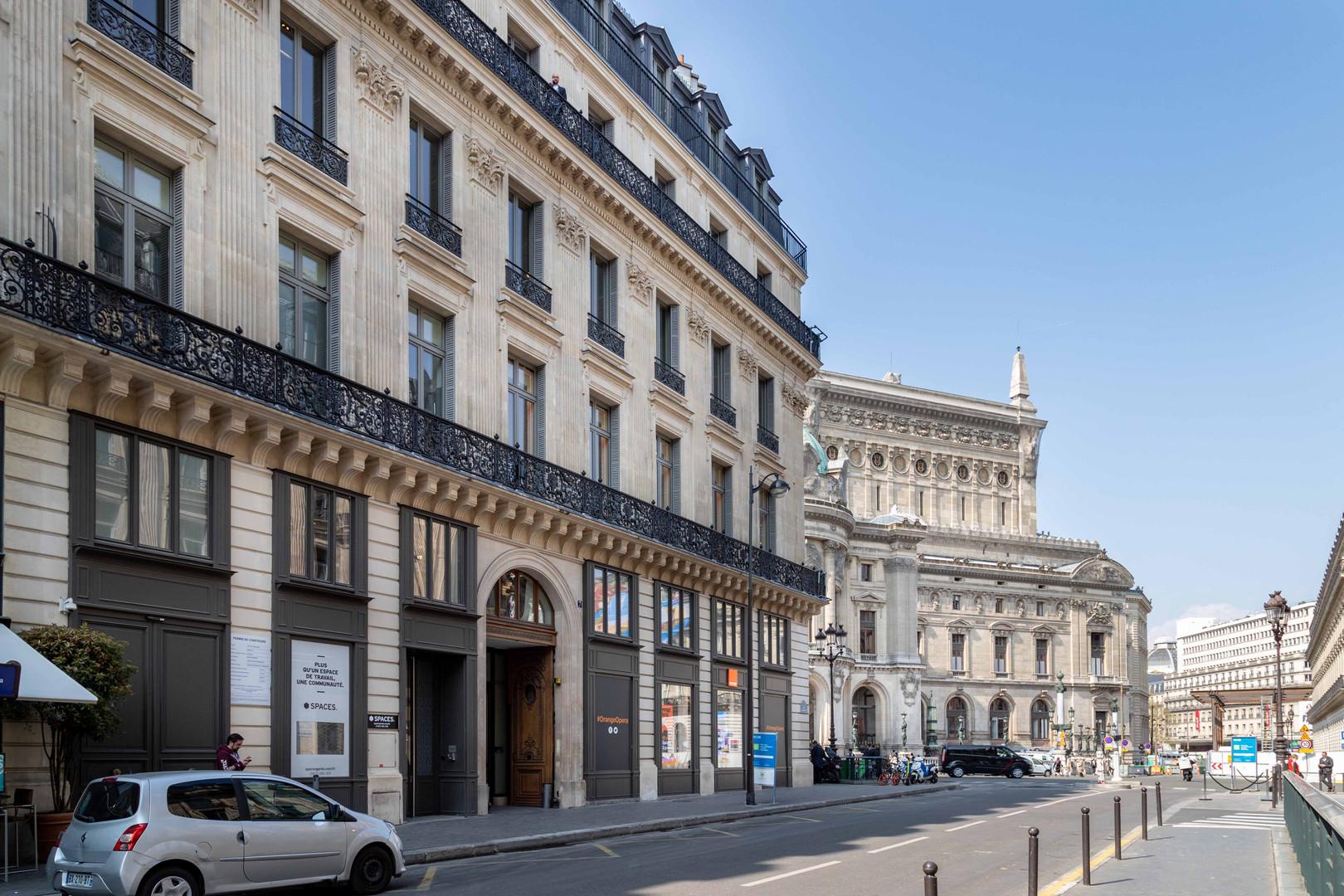 Paris, Lobjoy-Bouvier-Boisseau Architecture