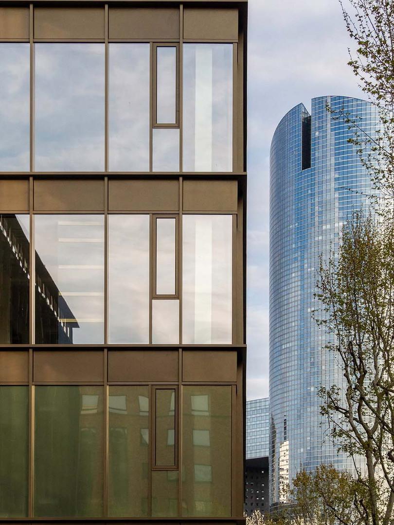 Nanterre, Lobjoy-Bouvier-Boisseau Architecture