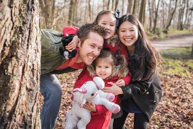 Photographe famille lifestyle