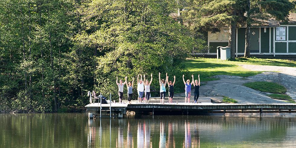 Yogalärarutbildning 2021/2022
