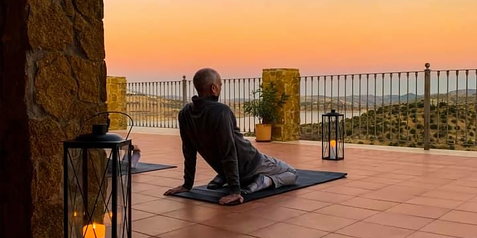 Yogaretreat i Andalusien, Spanien